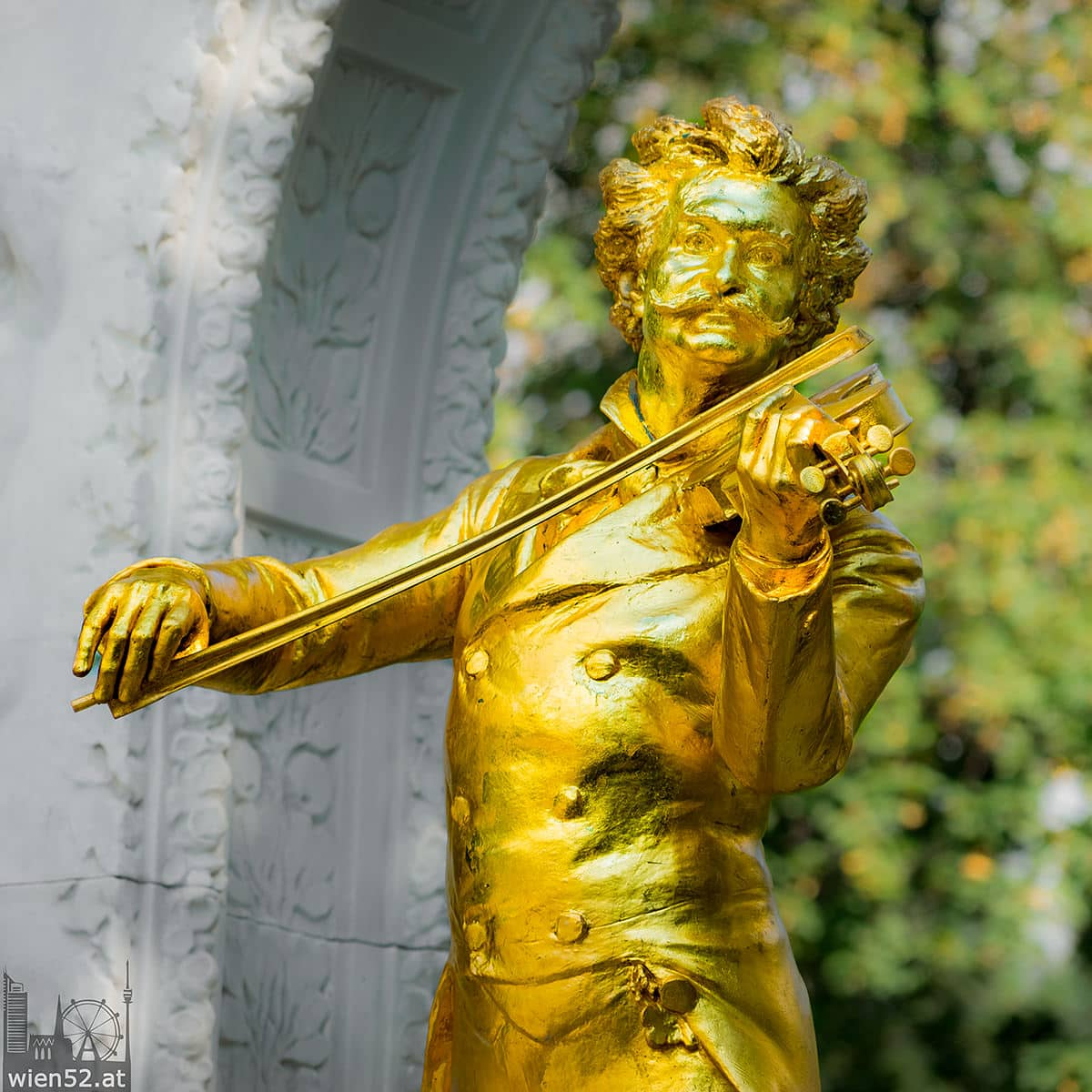 Johann Strauss (Sohn) Denkmal