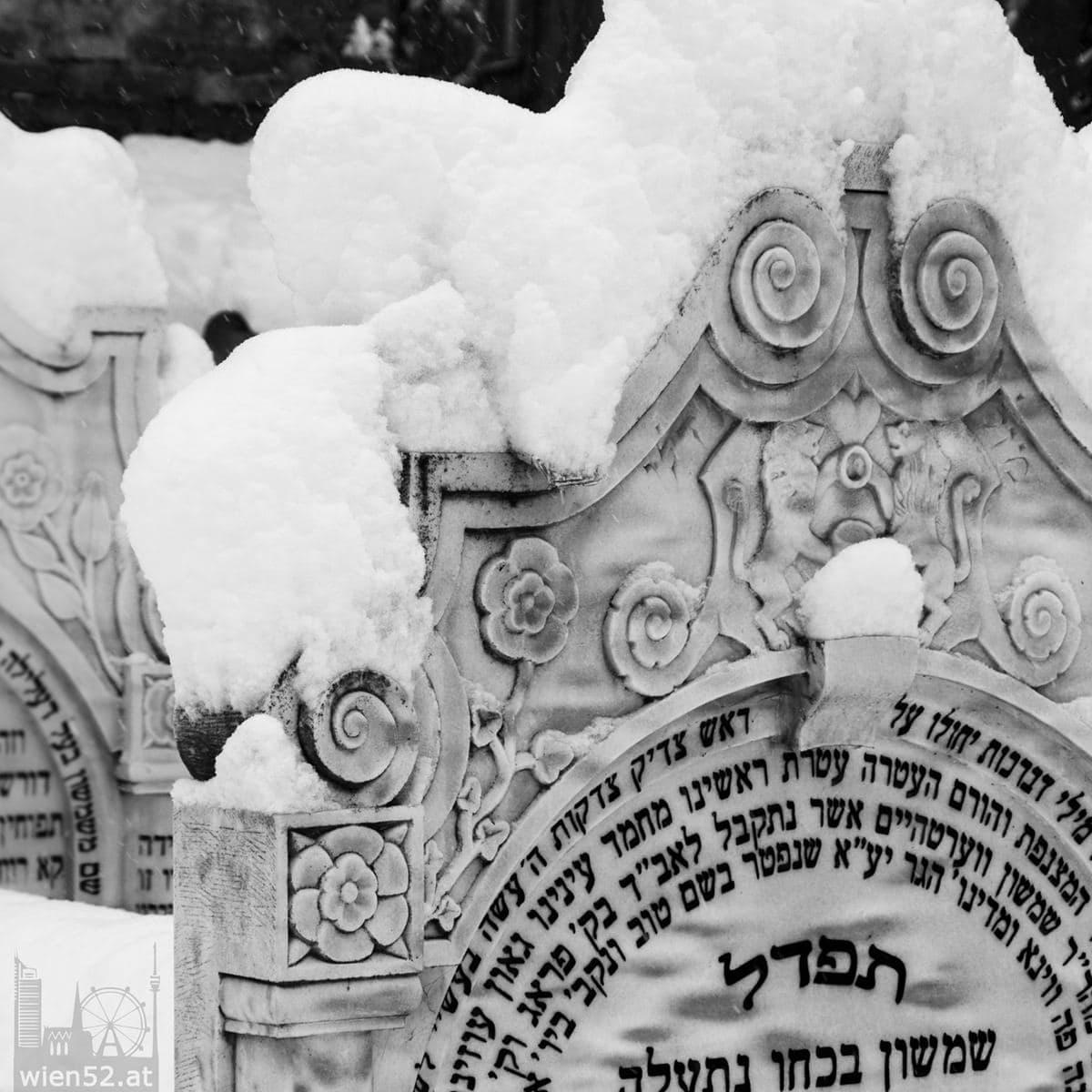 Jüdischer Friedhof Rossau