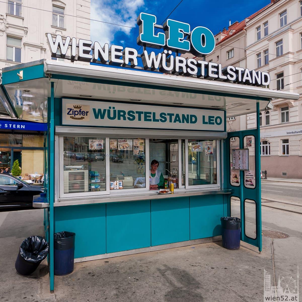 Wiens ältester Würstelstand - Leo