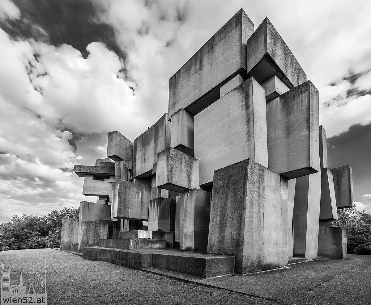 Wotrubakirche (Kirche Zur Heiligsten Dreifaltigkeit)