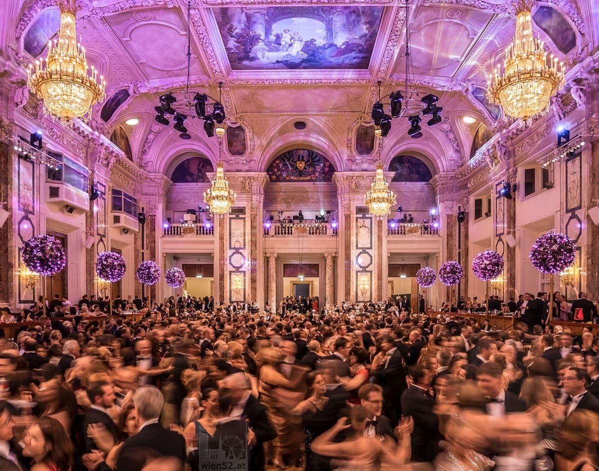 Ball der Wiener Kaffeesieder  Festsaal,Hofburg