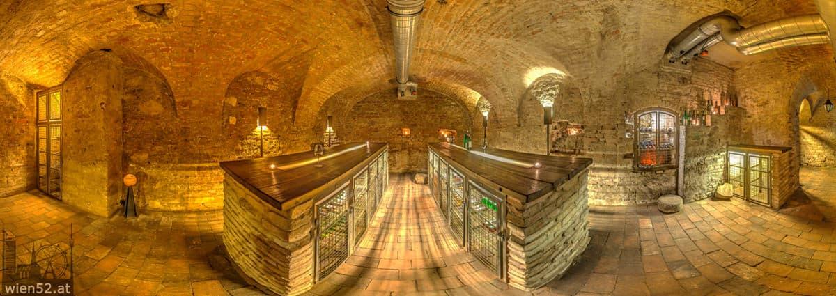 Der älteste und tiefste Weinkeller der Wiener Innenstadt - villon.at