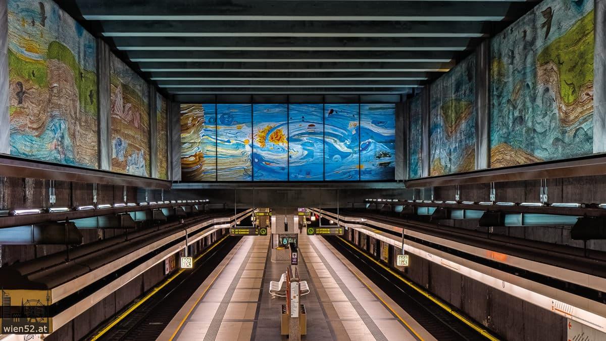 U-Bahn-Station Volkstheater