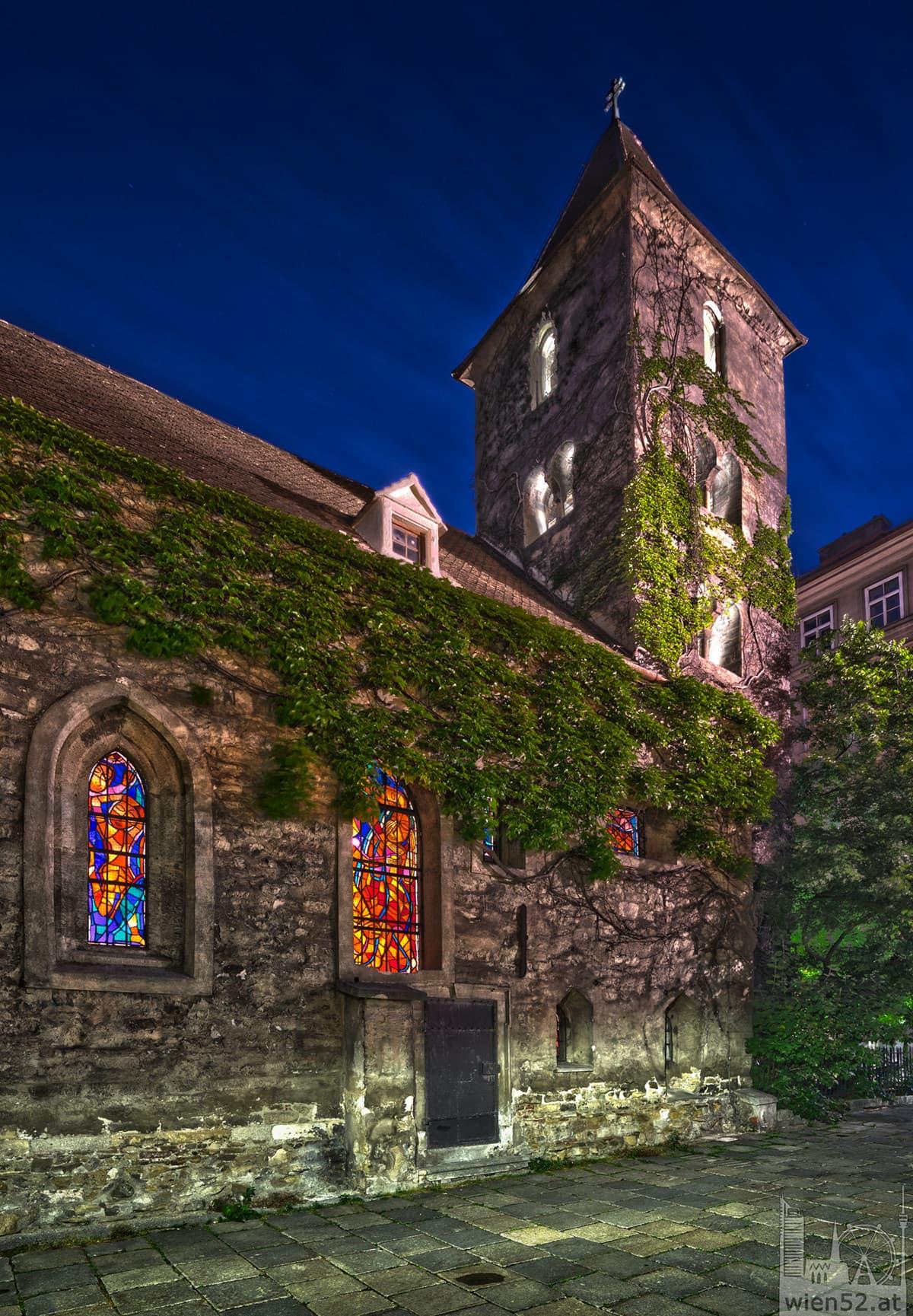 Ruprechtskirche, älteste Kirche Wiens