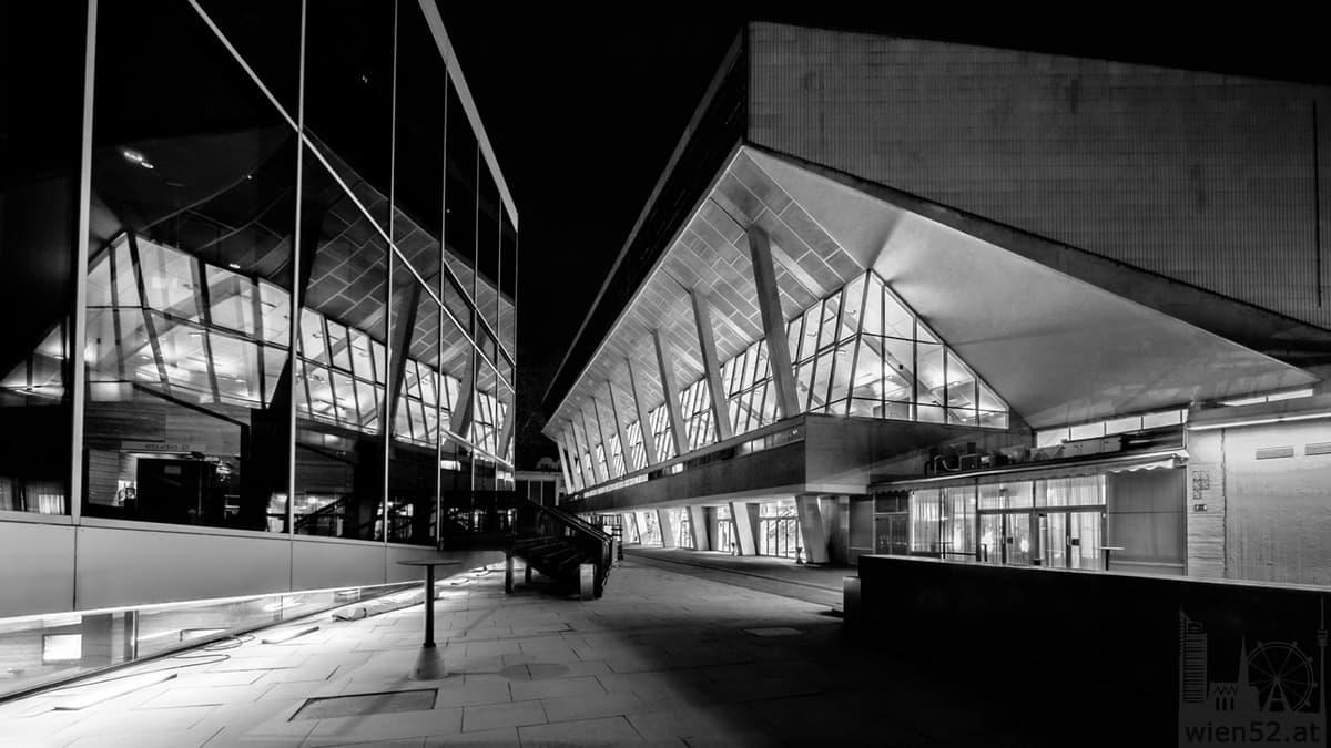 Wiener Stadthalle, Halle D