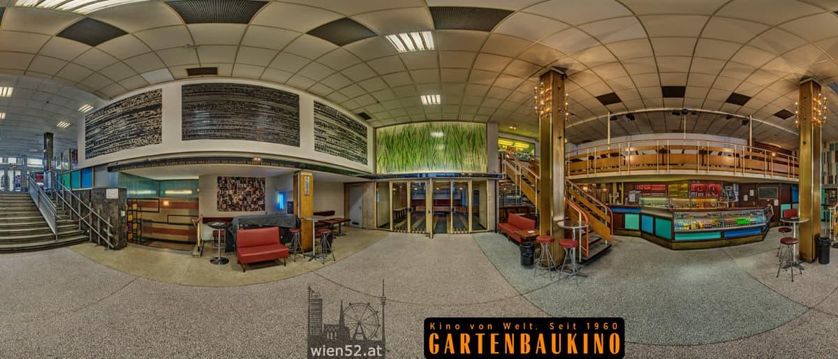 Gartenbaukino Foyer