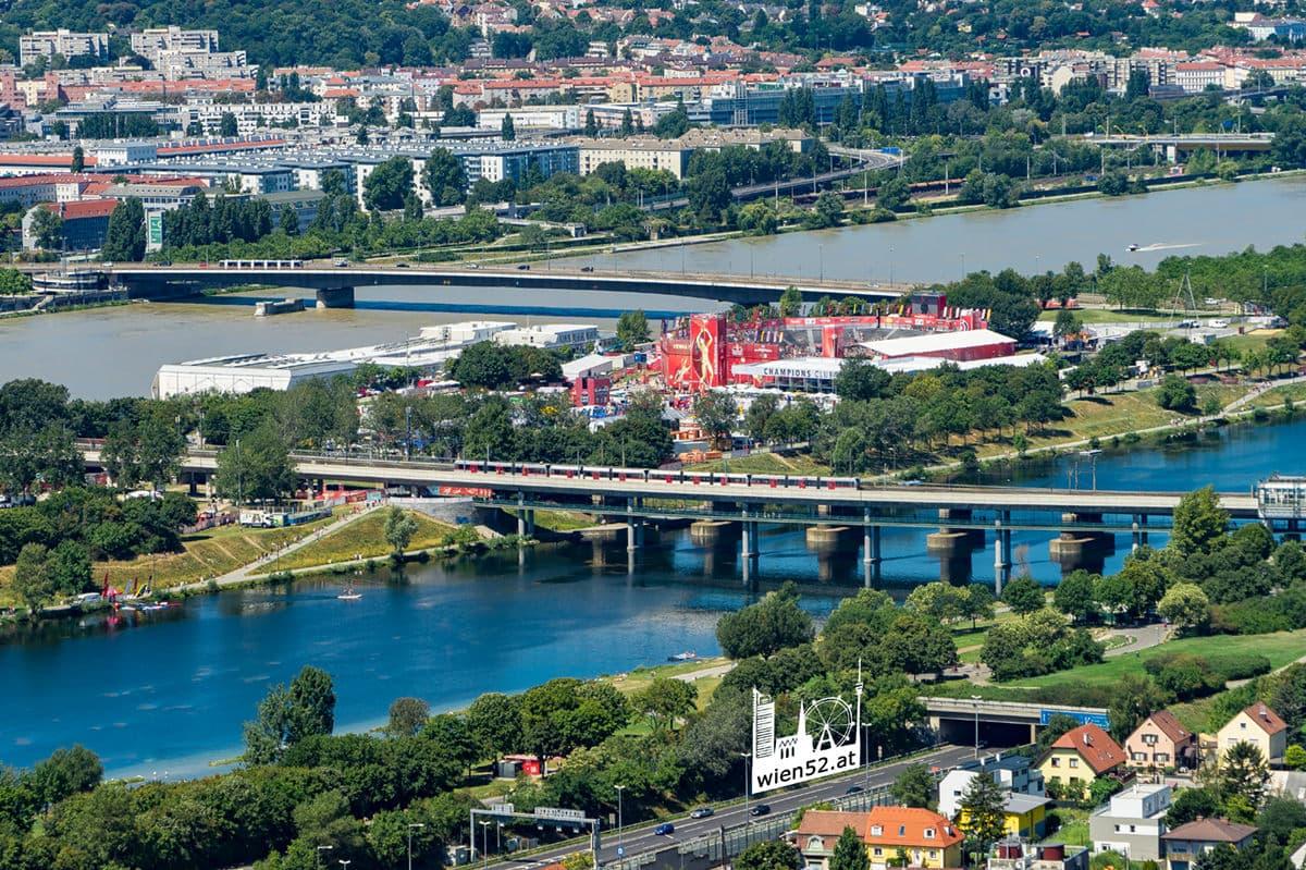 FIVB Beach Volleyball WM 2017 Donauinsel