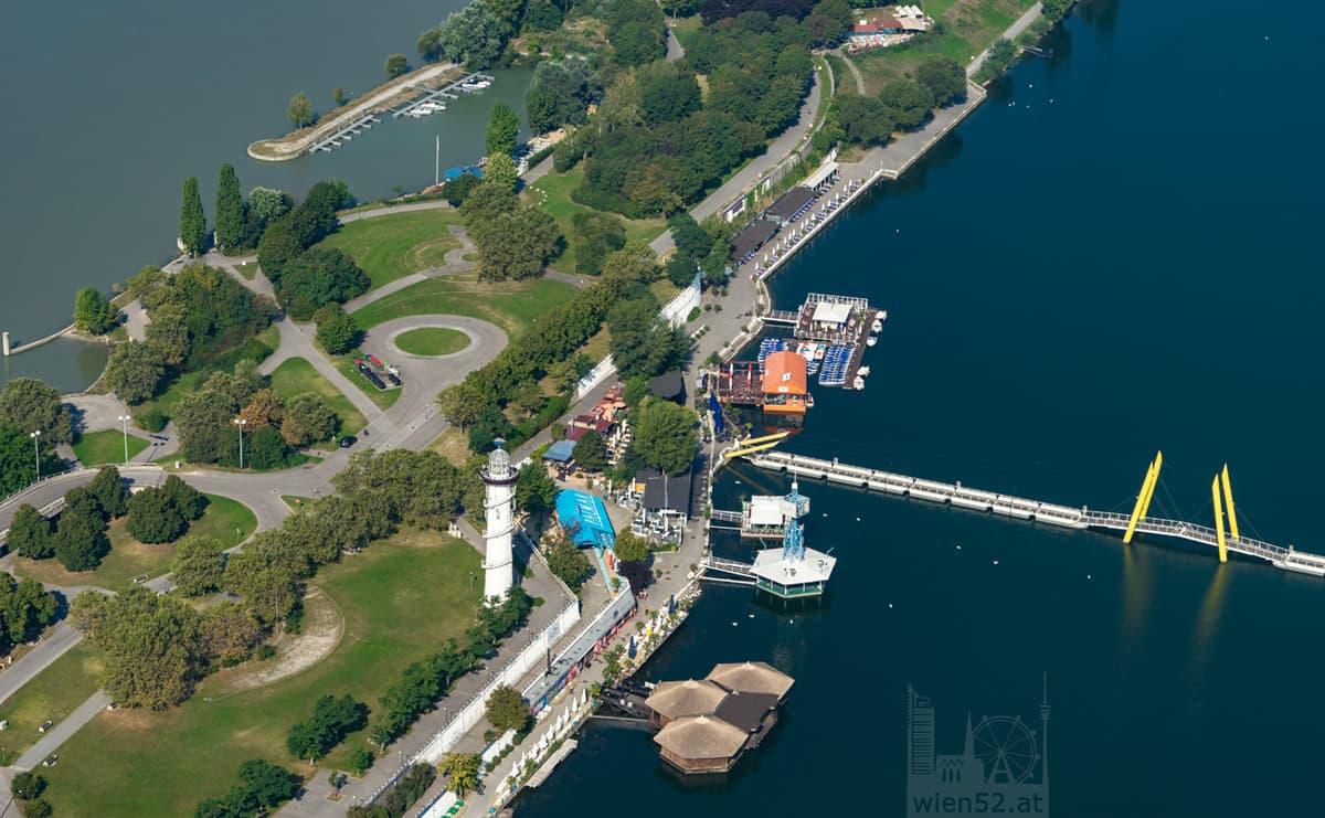 Sunken City  Donauinsel