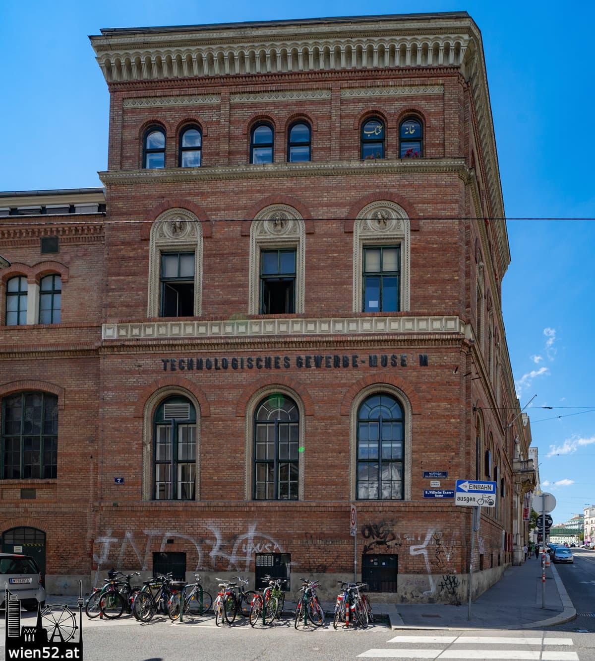 Altes TGM in der Währinger Straße