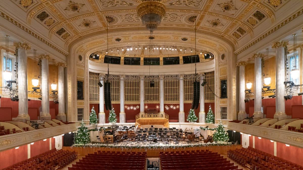 Wiener Konzerthaus - Christmas in Vienna