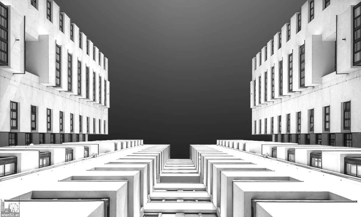 Schöpfwerk-Hochhaus