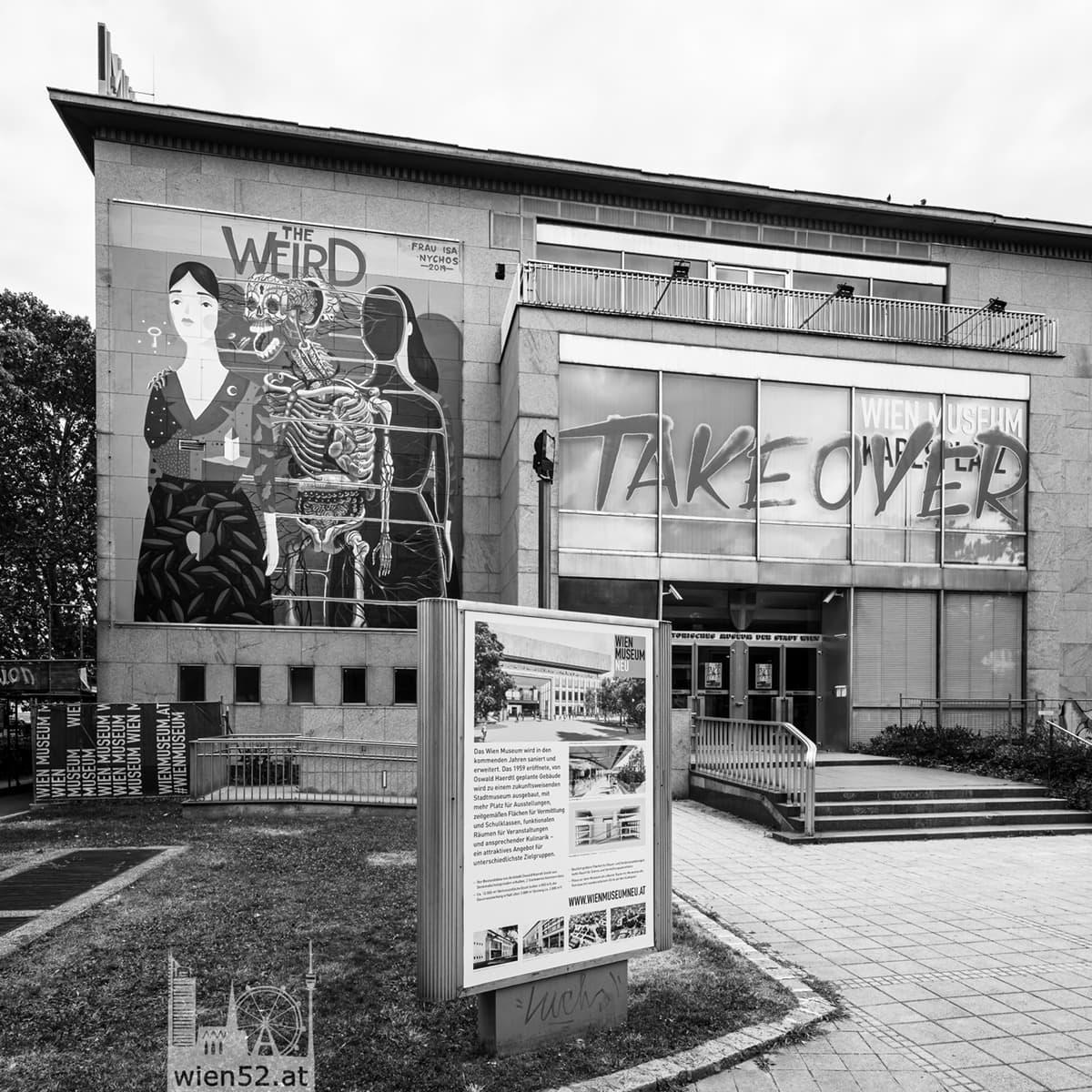 Wien Museum - Takeover Street Art und Skateboarding