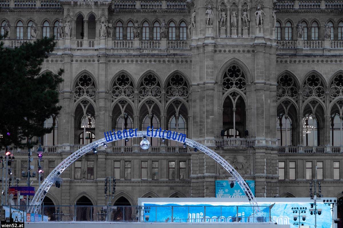 Wiener Eistraum 2019  Rathausplatz